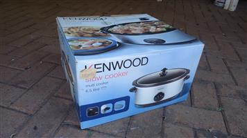 NEW Kenwood Slowcooker 4 Sale