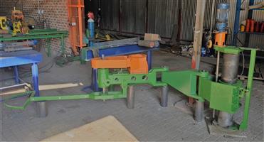 Granite Polishing Machine