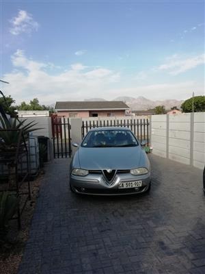 2004 Alfa Romeo 156 2.4JTD Multijet 20V Lusso