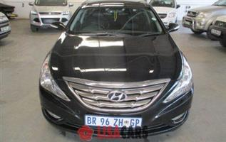 2012 Hyundai Sonata 2.4 GLS Executive