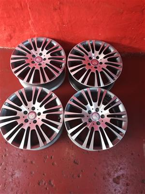 18inch mag rims for sale