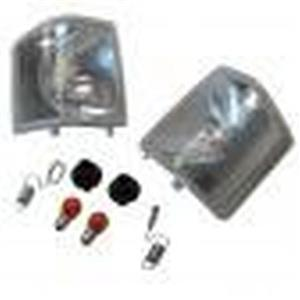 Discovery 1 Facelift Clear Front Indicator SET - New