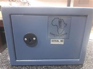 Key Operated Wall Safe
