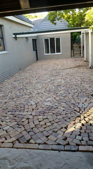 Half Brick Paving Supply and Installation @@Affordable Rates