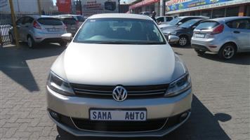 2013 VW Jetta 1.4TSI Comfortline