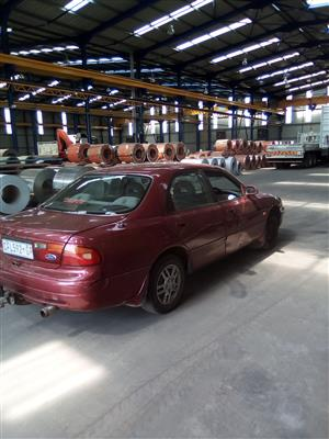 2001 Ford Telstar
