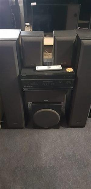 Sony sound system for sale