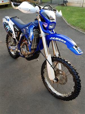 2005 Yamaha WR