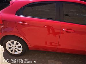 2011 Kia Rio hatch RIO 1.2 5DR