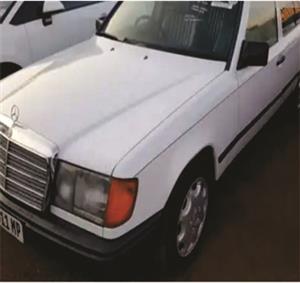 1998 Mercedes Benz 200E
