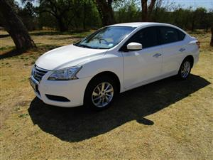 2015 Nissan Sentra 1.6 Acenta