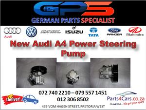 New Audi A4 Power Steering Pump for Sale