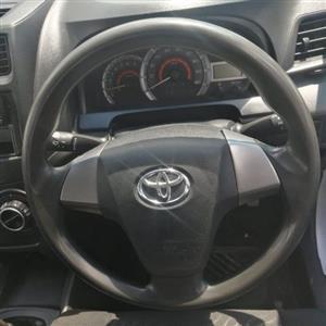 2017 Toyota Avanza AVANZA  1.3 S