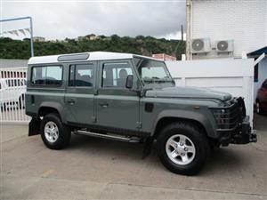 2011 Land Rover Defender 110