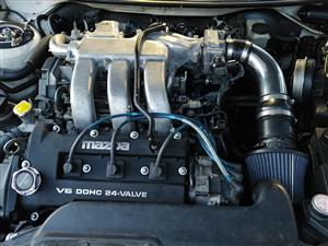 Mazda MX6 parts All Parts