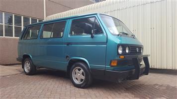 1994 VW Microbus 2.5TDI SWB tiptronic