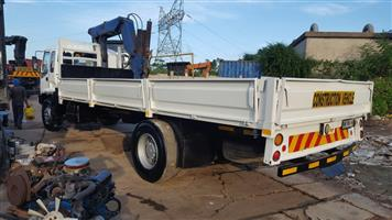 KZN Crane Truck Hire-30 yrs in Business