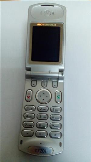 Motorola T720i Cellphone