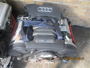 Audi A3 3.0 V6 (ASN) engine for sale