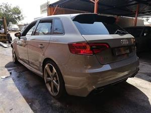 Audi Rs3 In Car Spares And Parts In South Africa Junk Mail