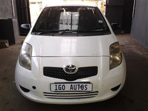 2006 Toyota Yaris 1.3 5 door T3