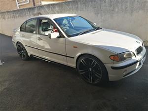 2004 BMW 3 Series 318i auto