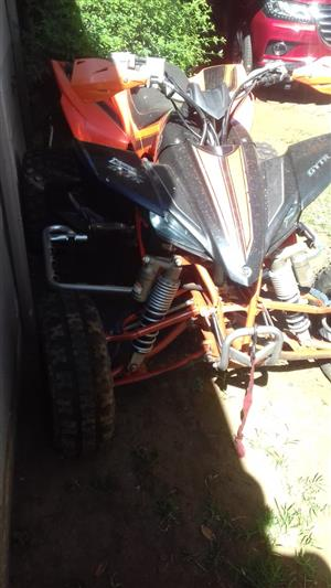 Yamaha YFZ 450 For Sale in South Africa | Junk Mail