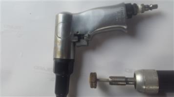 Pneumatic air tools