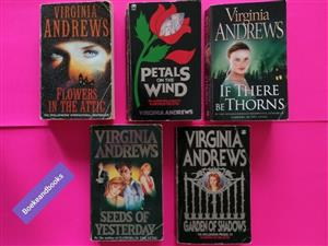 The Dollanganger Series - All 5 Books For This Price -  Virginia Andrews.