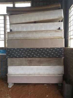 Bed bases Various without Mattresses