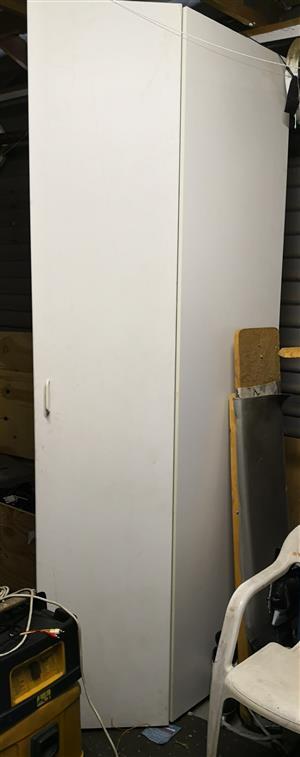 Tall Grocery cupboard W450_L600_H2300