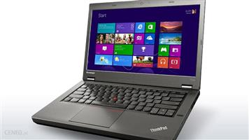 Lenovo  Windows 7 – Core i5  - 4th   Generation  Professional Business laptop ,  charger