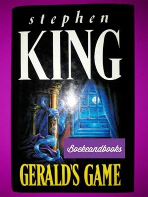 Gerald's Game - Stephen King.