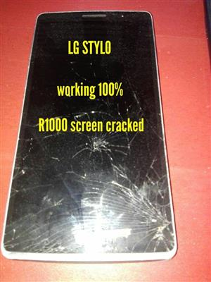 LG Stylo for sale
