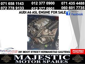 Audi engine for sale