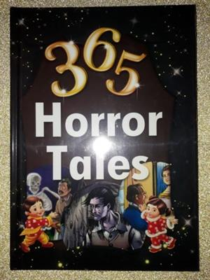 NEW BOOK - 365 Horror Tales - Sunrise.