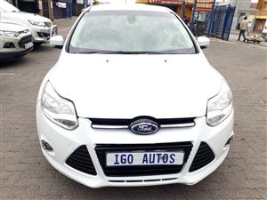 2015 Ford Focus 1.6 Trend 4 door