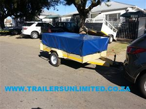 TRAILERS UNLIMITED BEST QUALITY UTILITY TRAILERS.