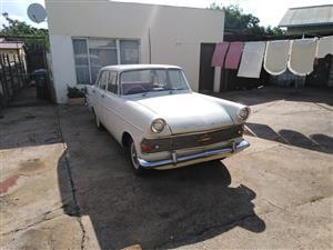 1963 Opel Rekord Olympia p2 1700