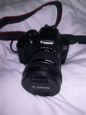 Canon EOS 1300 Camera.