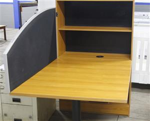 Office table S034742B #Rosettenvillepawnshop