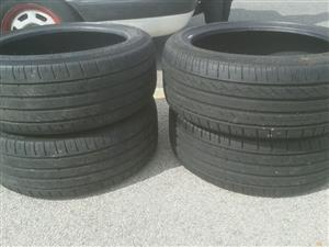165/50/15 tyres for sale.