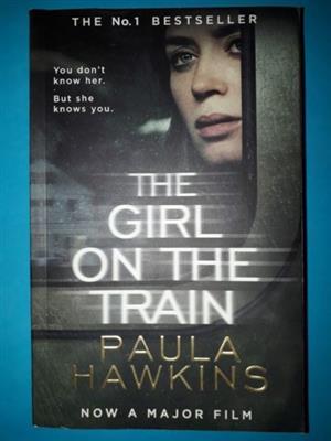 The Girl On The Train - Paula Hawkins.