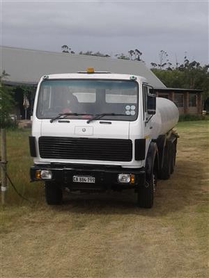 Mercedes Benz 2628  Water truck for sale