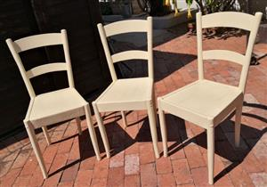 Globe chairs for sale.