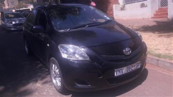2008 Toyota Yaris 1.3 sedan T3