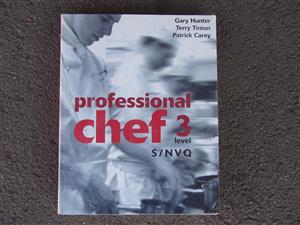 Professional Chef, Level 3 - S/NVQ (Paperback) Gary Hunter, Terry Tinton, Patrick Carey