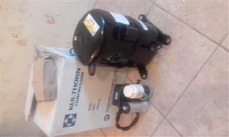 3hp fridge compressor brand new