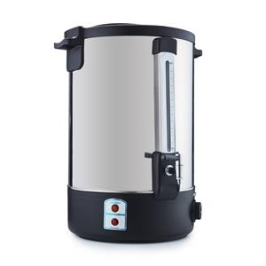 Zooltro 32L Stainless Steel Electric Water Boiler Urn - Heat and Warm (32 Liters)
