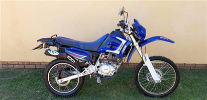 2008 Bashan 250cc